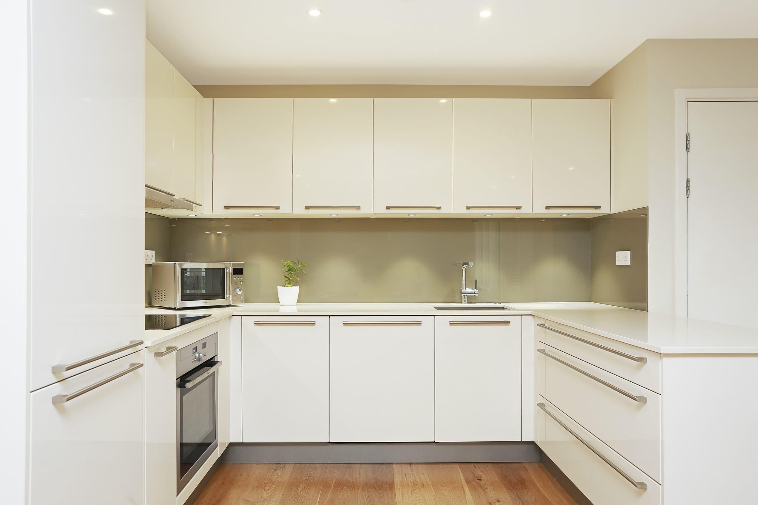 Small Kitchen Worktop