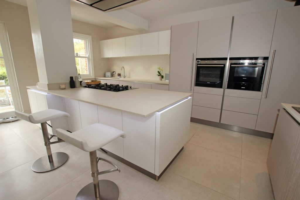 Kitchen Breakfast Bar Worktop