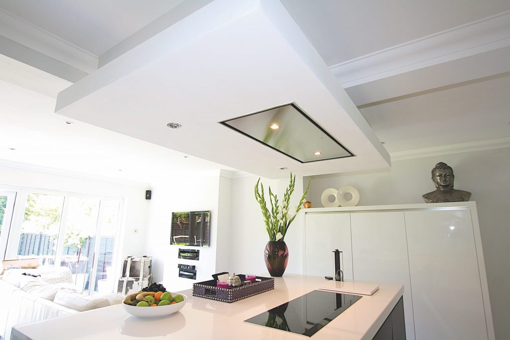 Kitchen Ceiling Extractor