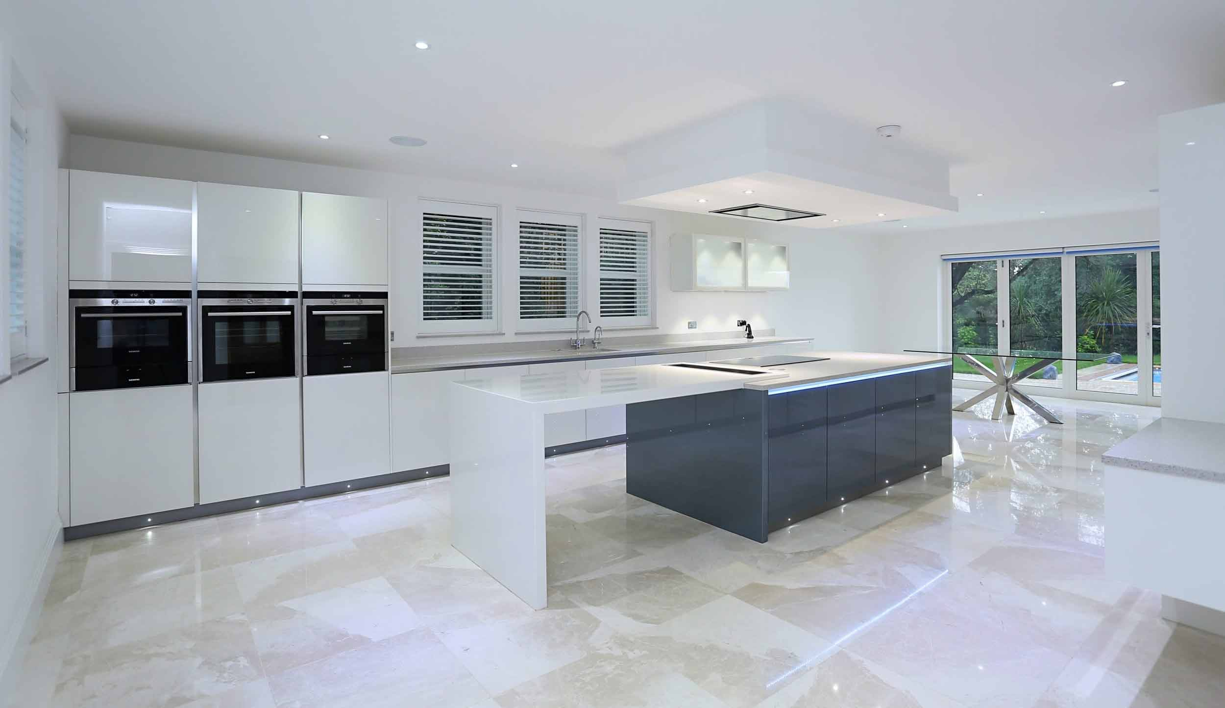Blue Pearl Granite Worktop Fabricator Serving London And The Home Counties
